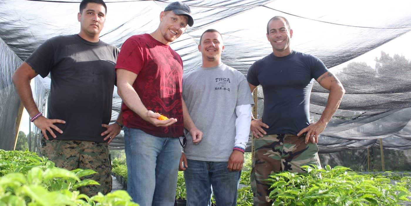 Veterans-Farm