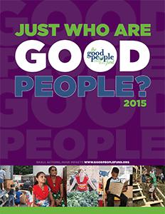 2015 GPF Annual Report